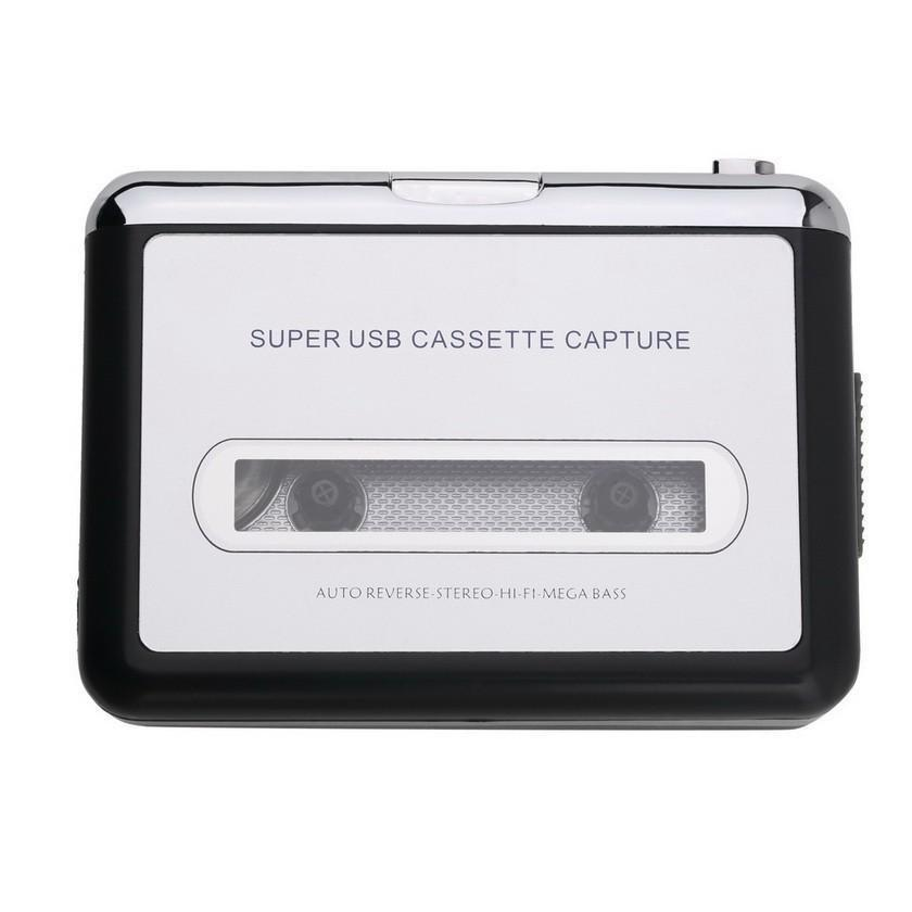 Portable Cassette To mp3 Music Converter - MEKONGOOD.COM