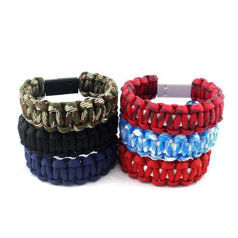 Image of USB Cable Bracelet - MEKONGOOD.COM