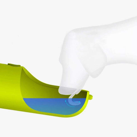 Image of PET WATER BOTTLE
