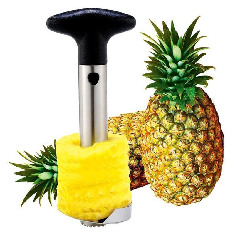 Stainless Steel Pineapple Core Peeler - MEKONGOOD.COM