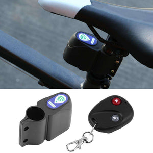 Anti-Theft Bicycle Alarm - MEKONGOOD.COM