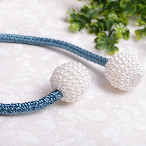 Image of Magnetic Curtain Tieback (2PCS) - MEKONGOOD.COM