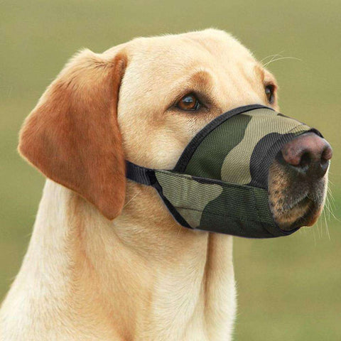 Dog Muzzle Anti Bark - MEKONGOOD.COM
