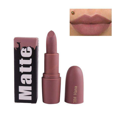Image of Long Lasting Miss Rose Nude Lipstick - MEKONGOOD.COM