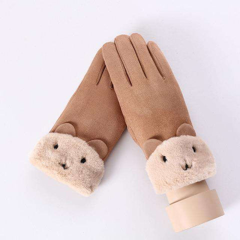 Image of Women's Gloves For Touch Screen - MEKONGOOD.COM