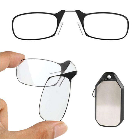 Image of Keychain Reading Glasses - MEKONGOOD.COM