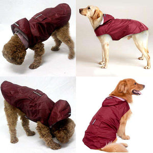 Dog Jacket Waterproof - MEKONGOOD.COM