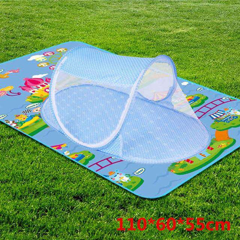 Baby Bed with Nets - MEKONGOOD.COM