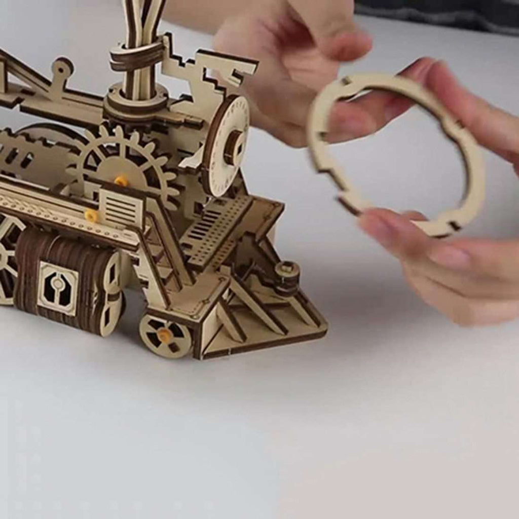 3D Train Puzzle - MEKONGOOD.COM