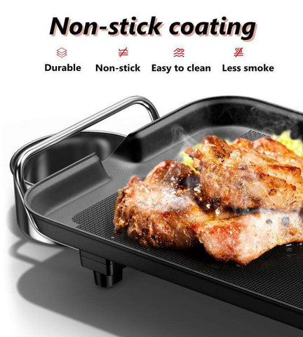 Image of Electric Grill - MEKONGOOD.COM