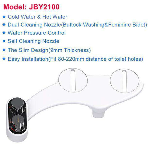 Image of Bidet Toilet - MEKONGOOD.COM