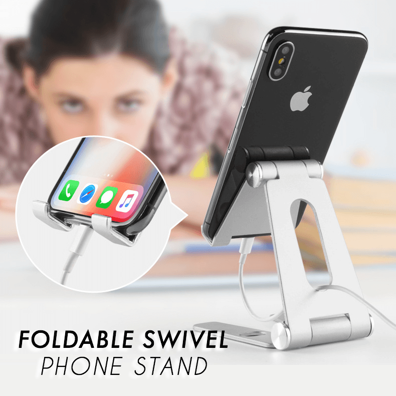 Foldable Swivel Phone Stand - MEKONGOOD.COM