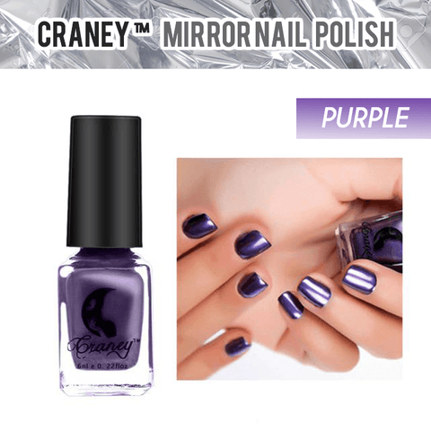 Image of Craney™ Mirror Nail Polish - MEKONGOOD.COM