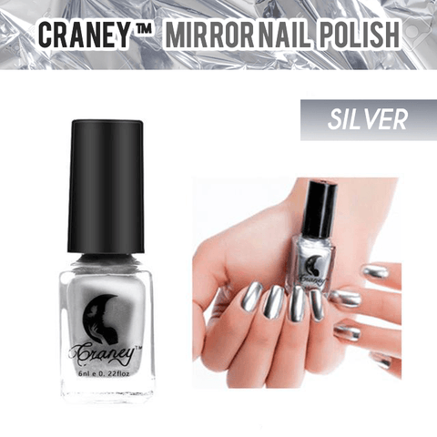 Craney™ Mirror Nail Polish - MEKONGOOD.COM