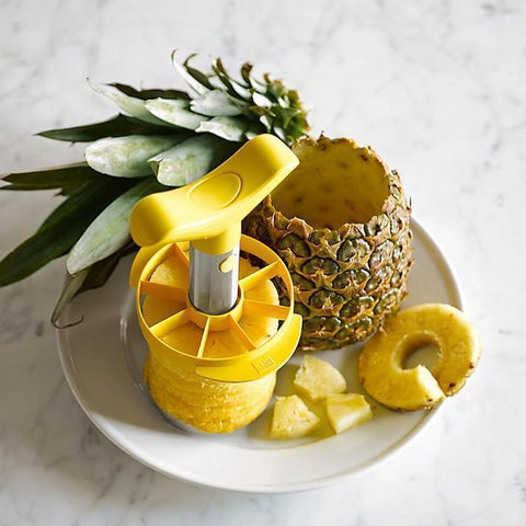 Image of Pineapple Corer & Slicer (Set of 2) - MEKONGOOD.COM