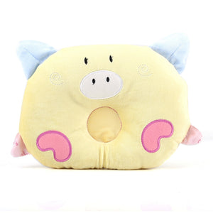Soft Infant Baby Pillow Prevent Support Flat Head Memory Foam Cushion Sleeping