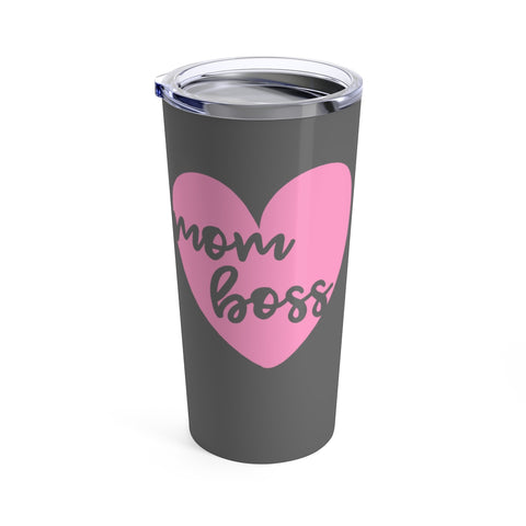 Mom Boss Tumbler | Gifts for Mom Friends at The Nelson Company