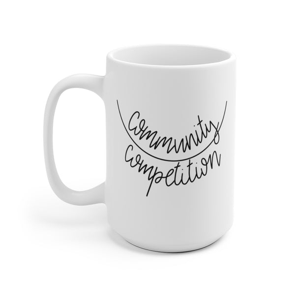 Community over Competition Mug | Gifts for Women at The Nelson Company