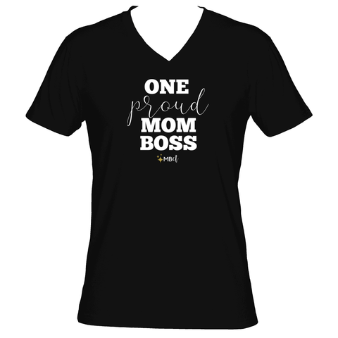 One Proud Mom Boss: The Vee