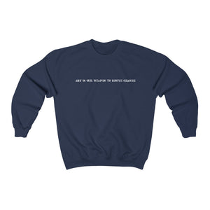 Ignite Change Quote Sweatshirt