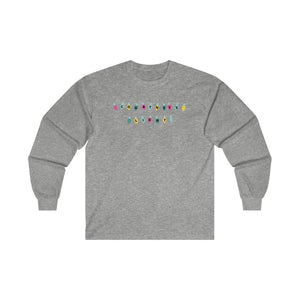 Courtney's Lights Long Sleeve Tee