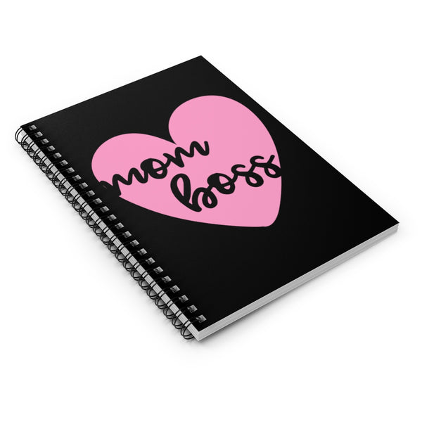Mom Boss Notebook | Gifts for Mom Friends at The Nelson Company