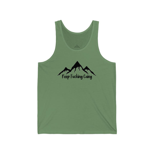 Keep Going | Courtney's Tank