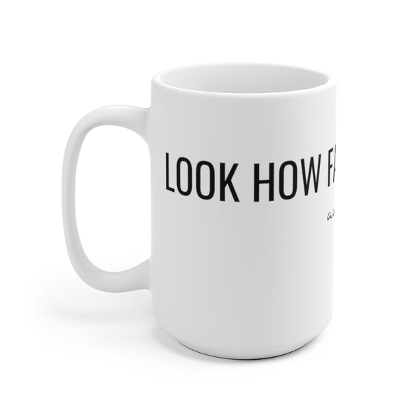 Keep Going: The Mug