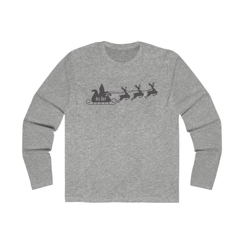 Sleigh All Day | Courtney's Long Sleeve Tee