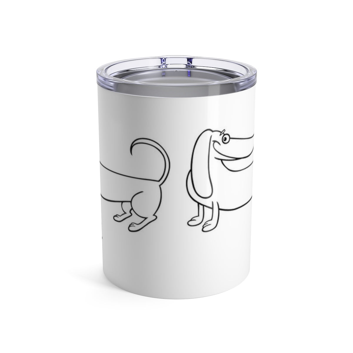 It's Been A Long Day Short Tumbler | Dachshund Gifts at The Nelson Company
