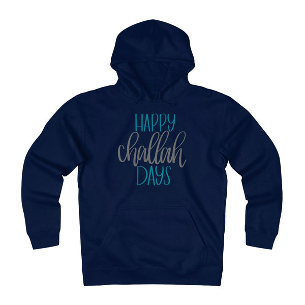 Happy Challah Days Hoodie | Holiday Shirts at The Nelson Company