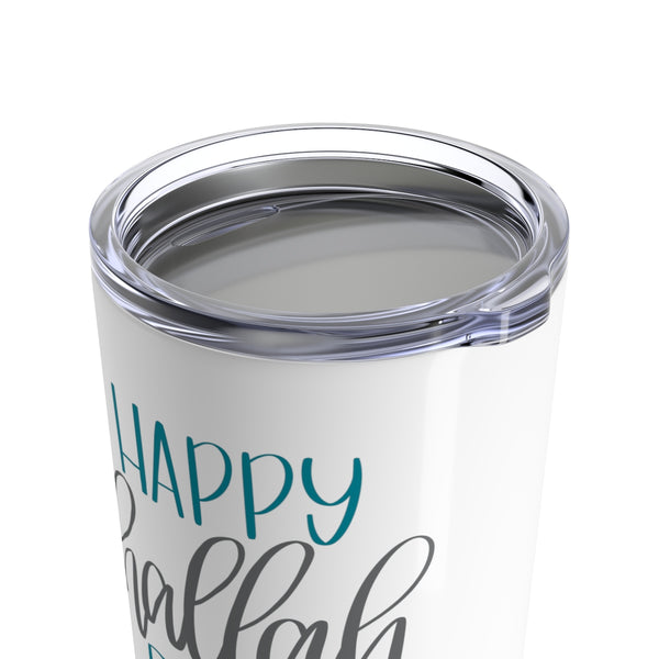 Happy Challah Days Tumbler | Holiday Drinkware at The Nelson Company