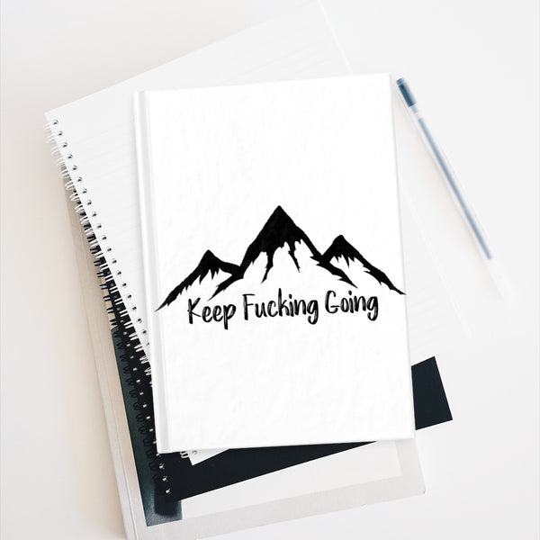 Keep Going | Courtney's Journal