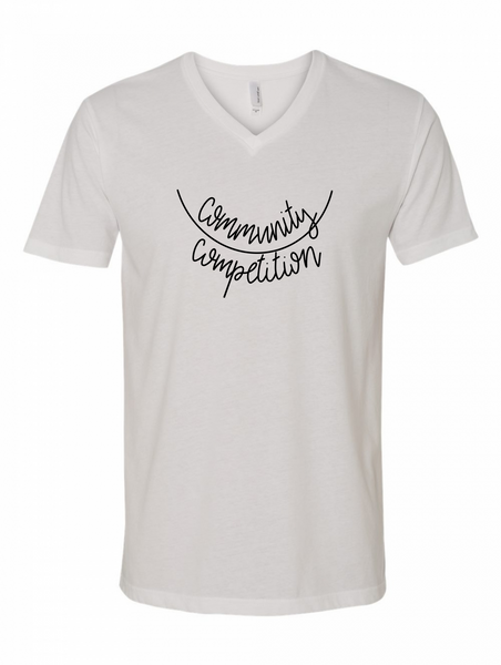 Community over Competition Tee | Graphic Tees for Women at The Nelson Company