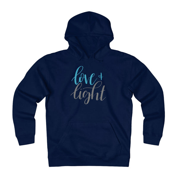 Love & Light Hoodie | Holiday Shirts at The Nelson Company