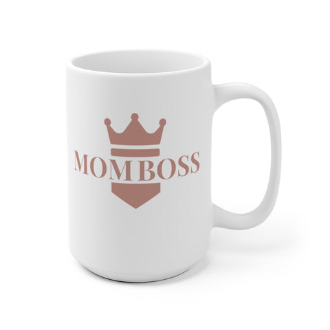 Mom Boss Mug | Gifts for Mom Friends at The Nelson Company