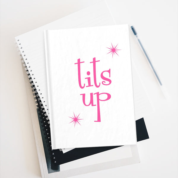 Tits Up Notebook