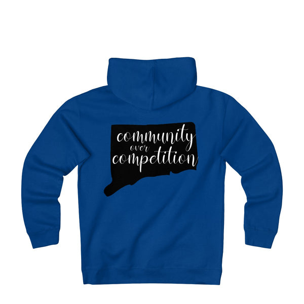 Commumity over Competition - Graphic Sweatshirt for Women | The Nelson Company