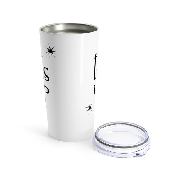 Tits Up Tumbler | Funny Travel Mugs at The Nelson Company