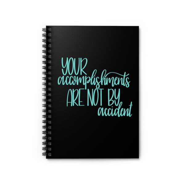 Your Accomplishments Notebook | Gifts with Positive Quotes at The Nelson Company