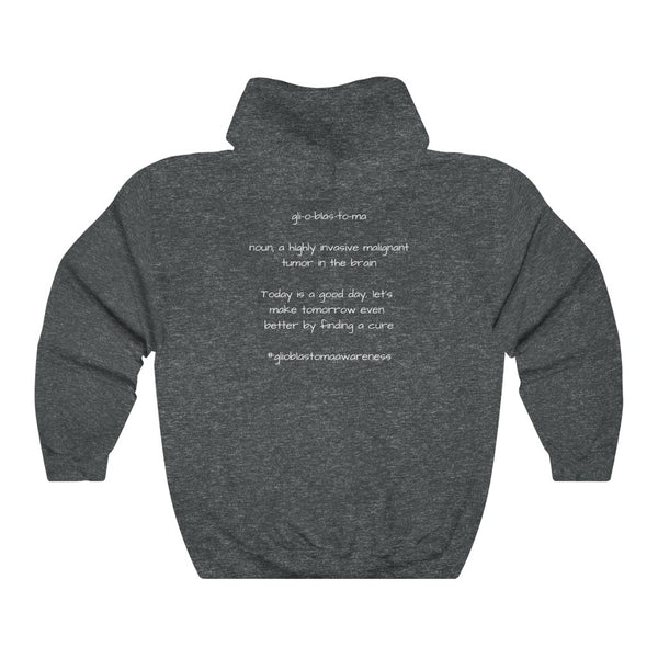 Karen's Heavy Blend Hooded Sweatshirt (B&T)