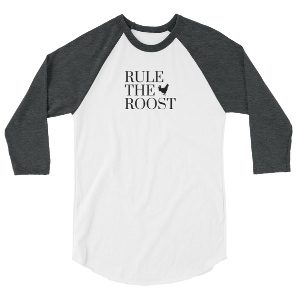 XretiredX Rule The Roost | Funny Graphic Tees at The Nelson Company