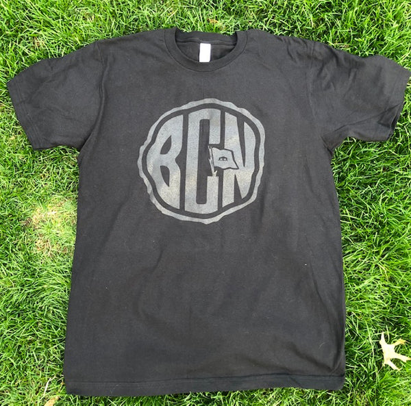 "BCN ""Stump"" T-Shirt - Black"