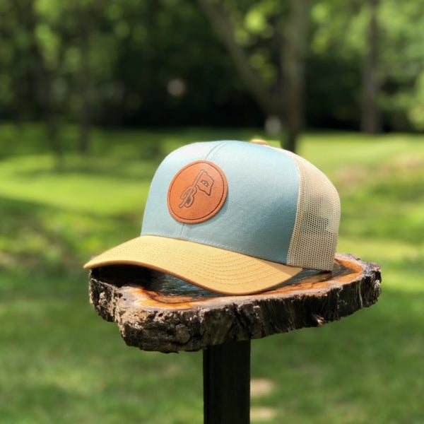 """Summer"" BCN Patch Hat"