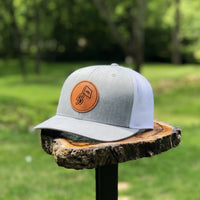 Light Gray Patch Hat