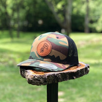 Camo Patch Hat