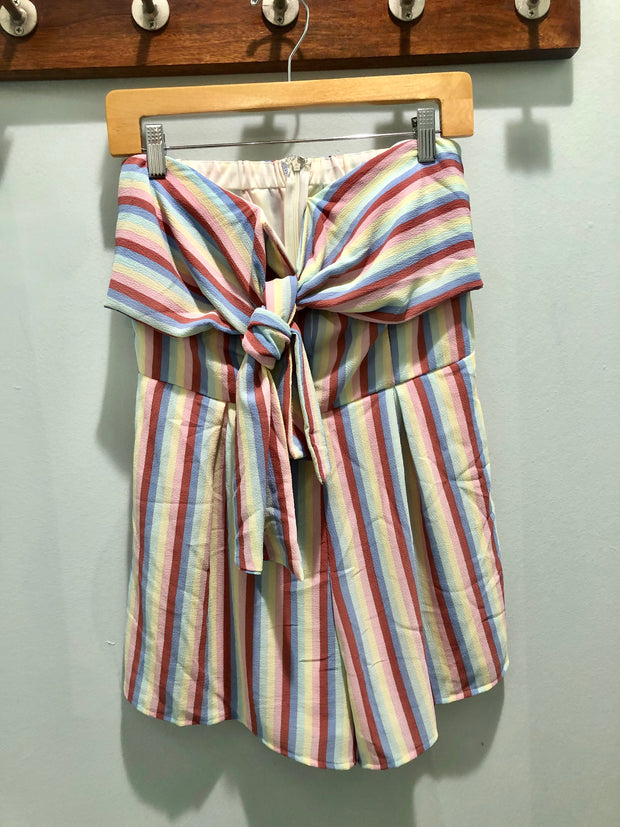 Popsicle Stripe Romper