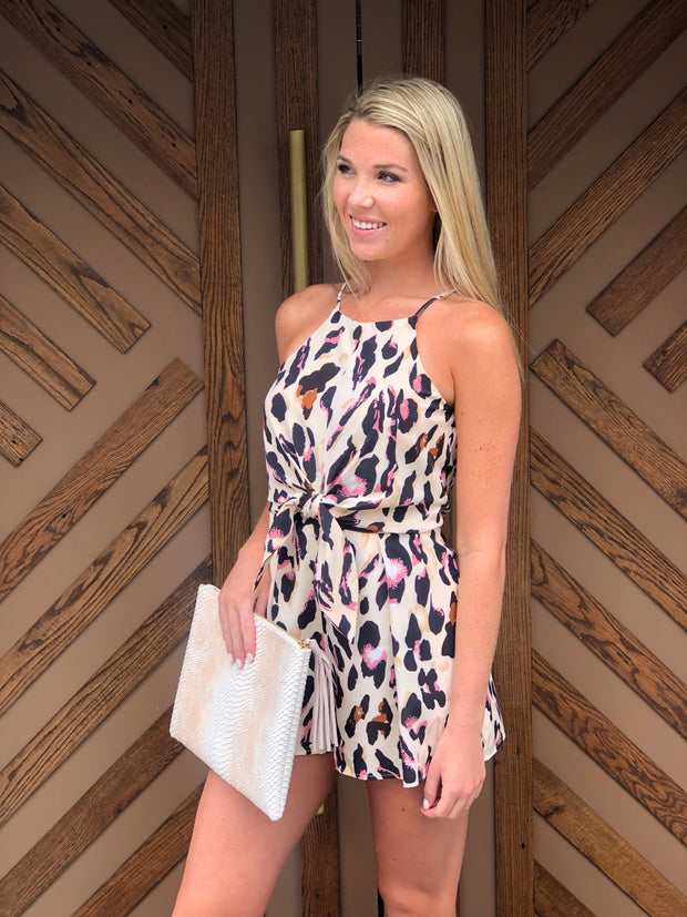 Tinsley Jungle Romper