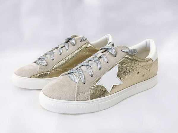 Golden Goddess Sneakers