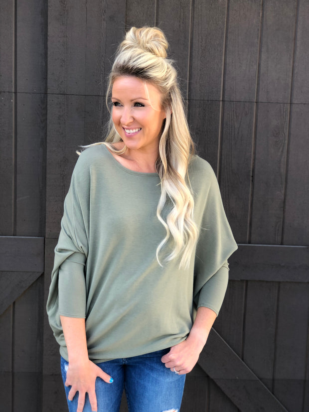 Willow Slouch Tunic